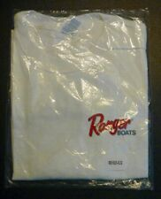 Ranger Boats Largemouth Bass Frogs In Trouble Men's White T-shirt Shirt New Xl