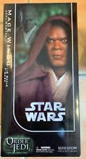 Sideshow Collectables Mace Windu Jedi Master 1:6 (NIB)