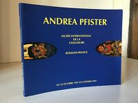 Catalogue Andrea Pfister Musée International Della Scarpe Romans-France 1993