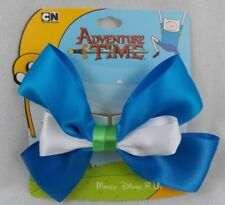New Adventure Time With FINN & Cosplay Hair Bow Tie Clip Pin Costume Dress-Up