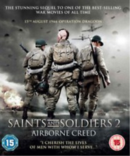 Perry Atkins, Loic Anthian-Saints and Soldiers 2: Airborne Creed DVD NUEVO