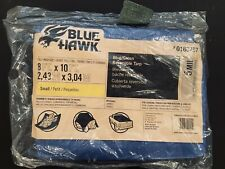 Blue Hawk 8 X 10' Small NEW In Package Tarp Washable