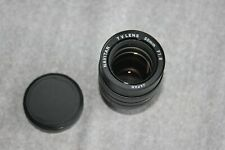 "Navitar 50mm F1.8 C-mount 1"" TV Lens,  DO-5018 - New in Box"