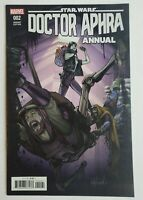 Star Wars Doctor Aphra Annual #2 Variant 1st Appearance of Winloss & Nokk Marvel