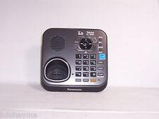panasonic kx-tg9341t dect 6.0 cordless phone main base for handset kx-tga931t