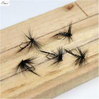 10PCS Ultra Maggots Fly Maggot Cluster Fly Fishing Artificial Worm Insect Bait