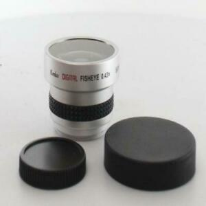 Kenko 0.43X Fisheye Super Wide Angle lens for 37mm Camcorders (SGW-043)