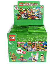 LEGO 71029 Minifigures Minifigurenserie 21 (36 Stück) NEU OVP