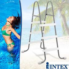 Intex Leiter Schwimmbadleiter Swimming Pool Schwimmbad Poolleiter Badeleiter 91