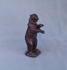 Polar Bear Standing High Detail Mid Century Sterling S Figure Israel, Exquisite