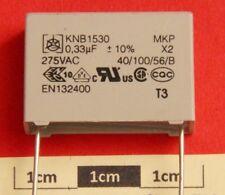 ISKRA KNB1530 0.33uF 275Vac classe-X2-rfi supression condensateur