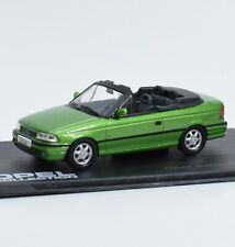 Opel Collection Opel Astra F Cabriolet Bj.1992-1998 in grün, OVP, 1:43 , K077