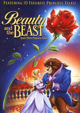 Beauty and the Beast and Other Princess Tales (DVD, 2017, 2-Disc Set) NEW