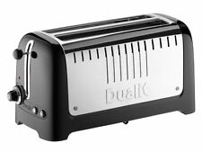 Dualit Toaster, 4 Slice Long Slot Toaster