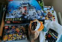 Large LEGO bundle Joblot Ninjago Movie 70617 & Others | Please read description