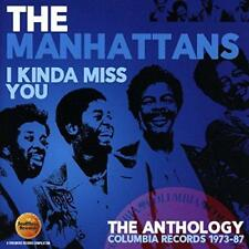 The Manhattans - I Kinda Miss You - The Anthology: Columbia Records 19 (NEW 2CD)