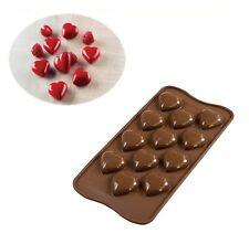 Silikomart 22.148.77.0065 Easy Choc : My Love : stampo per  cioccolatini