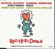 Crystal Waters Gypsy woman (Joey Negro Remix, 1992) [Maxi-CD]