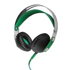 Akai A58032G Classic on Ear Headphones, 1000 mW – Green