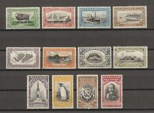 FALKLAND ISLANDS 1933 SG 127/38 MINT CAT £4250