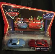 Disney Pixar Cars Sally & Cruisin' Lightning McQueen Movie Moments Supercharged