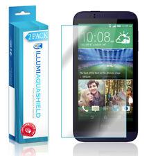 2x iLLumi AquaShield Crystal HD Clear Screen Protector Shield for HTC Desire 510