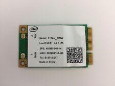 Intel WiFi Link 5100 512AN_MMW Mini PCI-E Wireless WLAN Network Card 480985-001