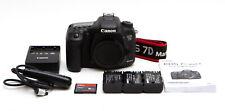 Canon EOS 7D Mark II 20.2MP Digital SLR Camera + Extras (USA) - Beautiful!
