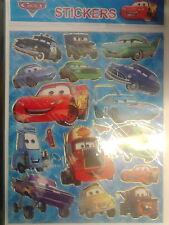 2 x STICKERS  Disney film cars
