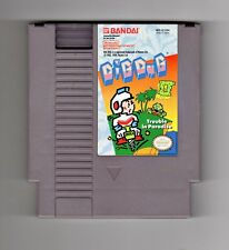 """Dig Dug II: Trouble in Paradise (Nintendo Entertainment System) """"tested/works"""""""