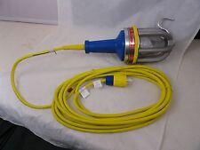 Ericson 2625-CFL Explosion Proof Industrial Hand Lamp Handheld Explosion Proof