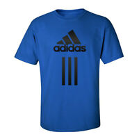 Adidas, Sports Fitness Mens Tees Graphic Funny Generic Novelty Unisex T-Shirt