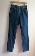 """URBAN OUTFITTERS LOOM Jeans Blue W26 26"""" 30L"""