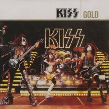Kiss Gold 1974 -1982 - 2005 Sound +Vision Original recording remastered Audio CD
