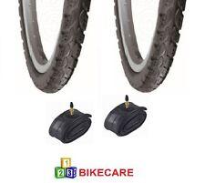 COPPIA di 26x1.75 Bici Strada/Terra pneumatico con tubi per pneumatici VC-2033