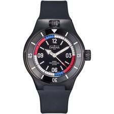 Davosa Black Automatic Apnea Diver PVD Coated Watch