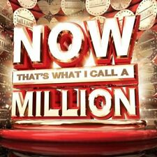 NOW That?s What I Call A Million by Various Artists New Music CD