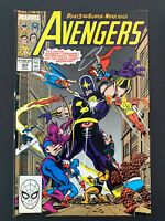 AVENGERS #303 MARVEL COMICS 1989 VF+ DIRECT EDITION