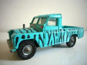 Corgi Toys: Land Rover 109 WB from Daktari, good original condition, made in GB