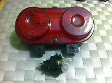 F-33 DERBI GPR 80 FOCO TRASERO COMPLETO REAR LIGHT LENS BRAKE