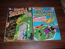 House of Secrets 64-105---lot of 18 comic books