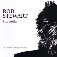 ROD STEWART Storyteller 4CD NEW The Complete Anthology 1964-1990