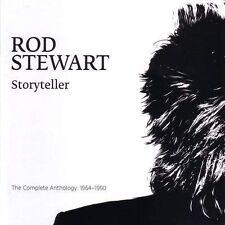 ROD STEWART Storyteller 4CD NEW The Complete Anthology 1964-1990