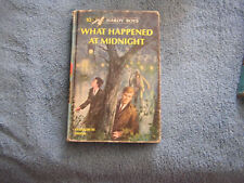 The Hardy Boys #10 What Happened At Midnight 1967