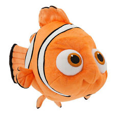 "Disney Authentic Finding Dory Nemo Plush BIG 15"" Stuffed Animal Toy New"