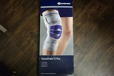"New Bauerfeind GenuTrain S Pro Knee Support Size 1 28-31 cm ( 11-12 1/4"" ) (H)"
