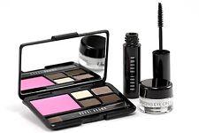 Bobbi Brown Eye Shadow & Cheek Mini Palette Mascara Brush Pale Pink Mahogany