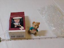Hallmark Bingo Bear Keepsake Christmas ornament 1995 QX5919 vintage Holiday RARE