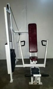 Cybex Chest Press, Workout Machine
