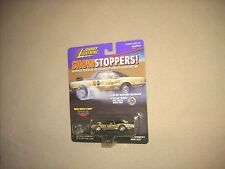 Johnny Lightning Hurst Hairy Oldsmobile Exhibition Car, Rare !, Sealed
